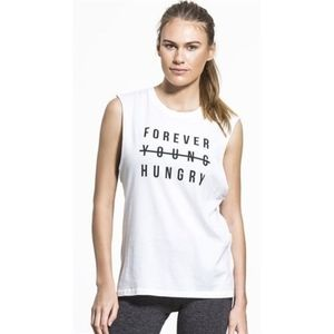 """Good Hyouman """"Forever Young Hungry"""" Tee, One Size"""